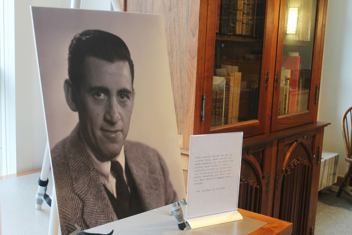 'The Catcher in the Rye,' other J.D. Salinger works finally available as e-books