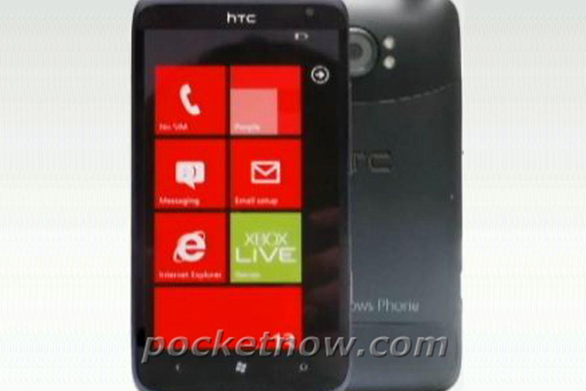 HTC Radiant Pocketnow