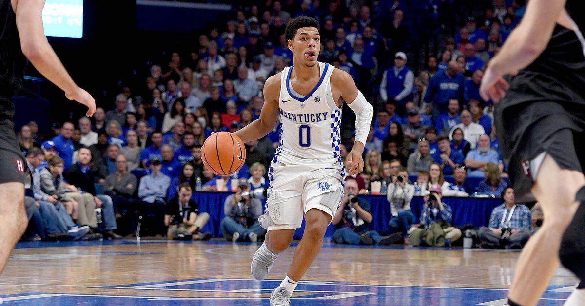 Uk Basketball: Kentucky Basketball Vs Monmouth 2017: 3 Things To Watch