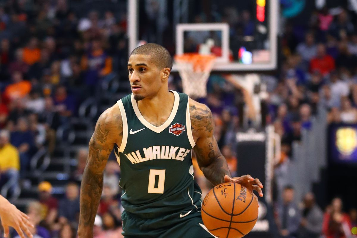 f5d1d34b711 Gary Payton II to sign with the Los Angeles Lakers - Building The Dam