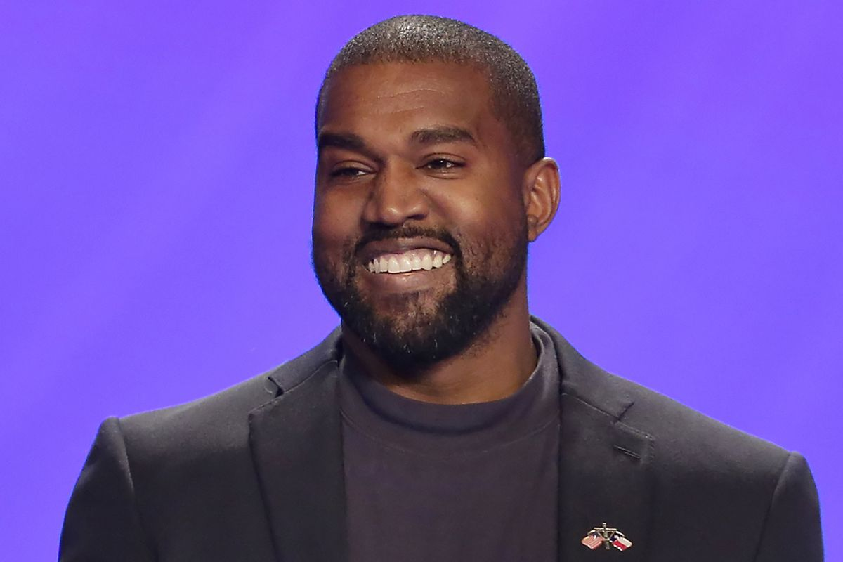 In this Nov. 17, 2019, file photo, Kanye West appears on stage during a service at Lakewood Church in Houston. In close elections, it doesn't take much for third-party candidates to play an outsize role, as Democrats learned the hard way in 2016. West has launched a scattershot 2020 presidential campaign that many of President Donald Trump's allies believe could siphon votes away from former Vice President Joe Biden.