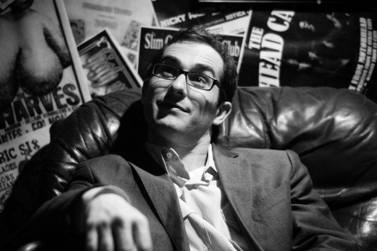 "Image of IACP programming committee chair Ken Rubin courtesy <a href=""http://rmphotography.wordpress.com/2009/12/23/ken-rubin/dsc_1785/"">RM Photography</a>"