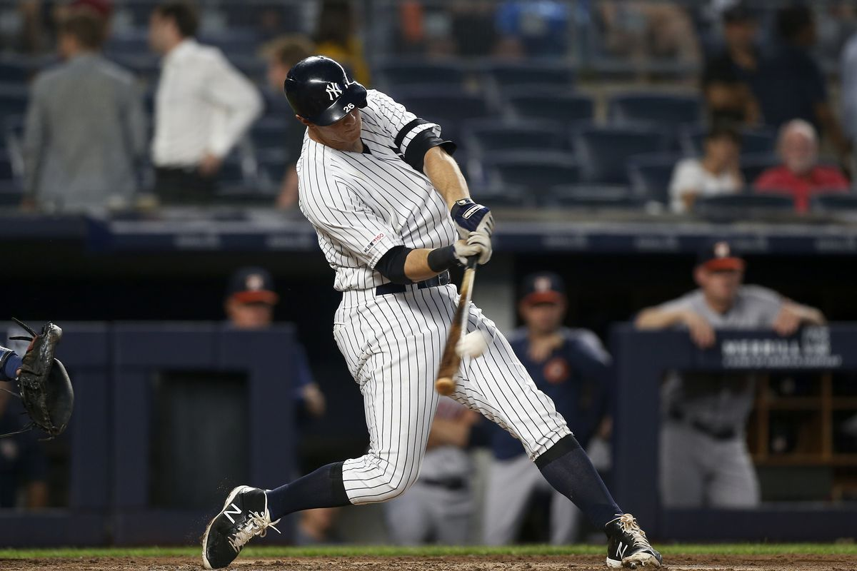 DJ LeMahieu's aggressiveness has paid off for the Yankees ...
