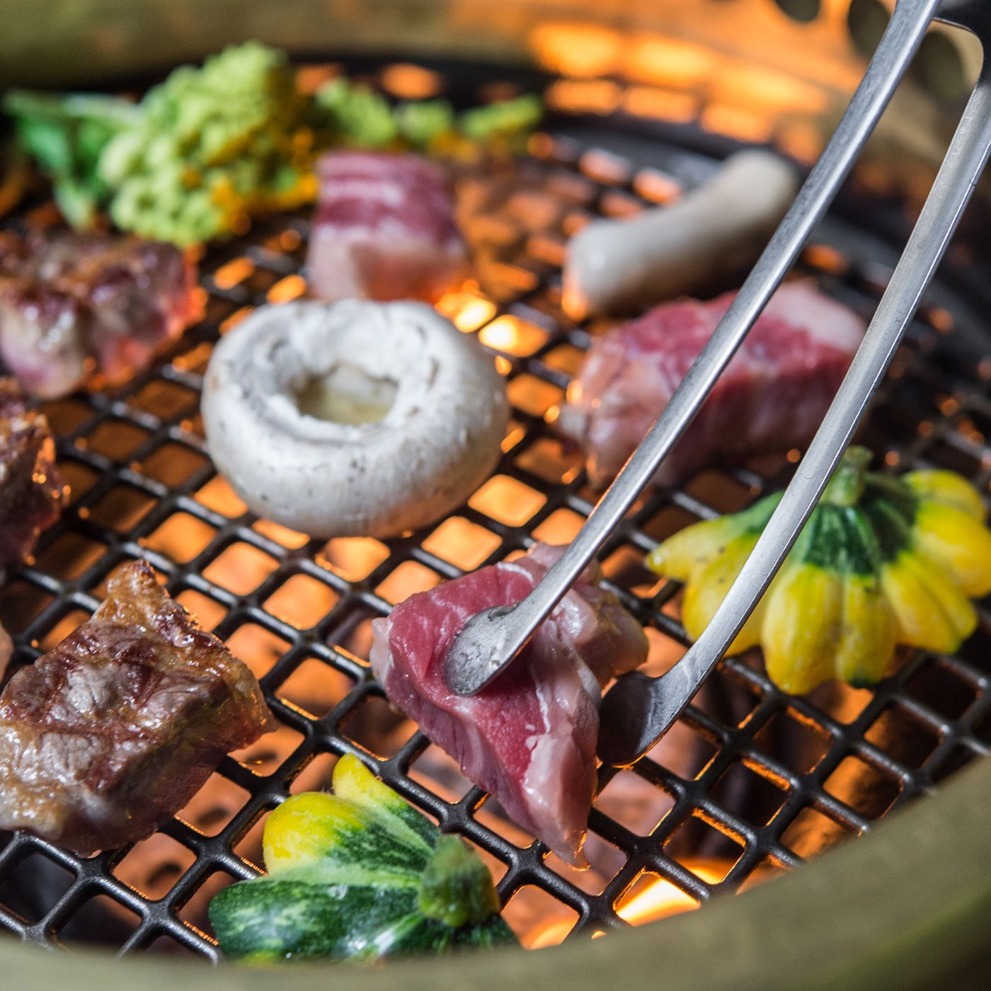 Korean Barbecue at Cote Stands Up Against Any Steakhouse in Town