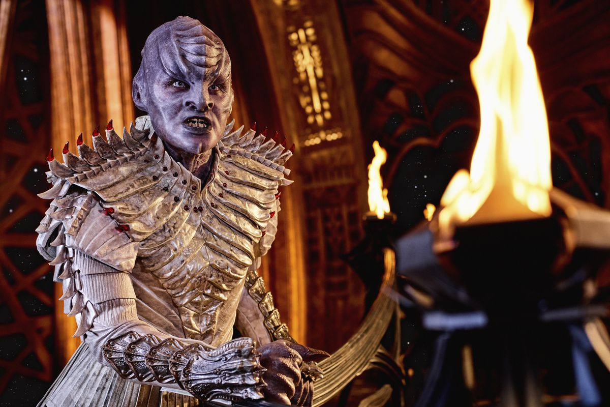 Does Continuity Matter For Star Trek Discovery The Verge