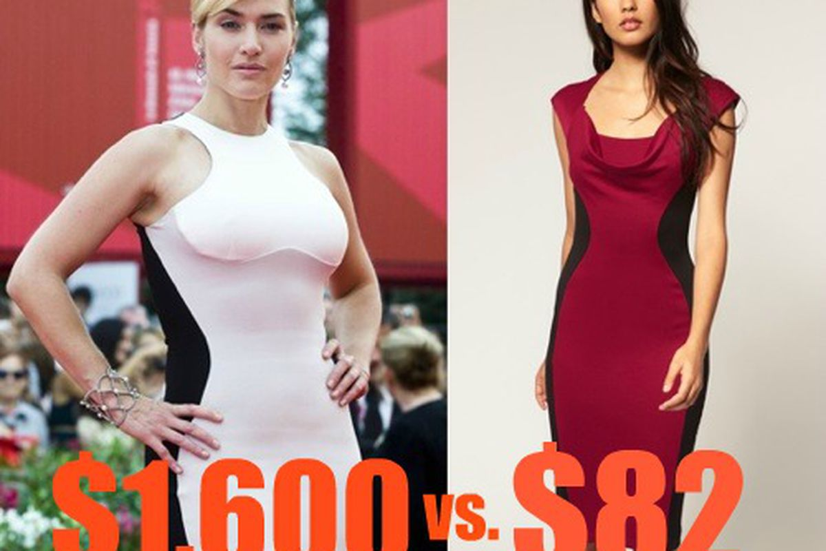 e08dfe9eda9 Here s an  82 Knock-Off of Kate Winslet s Super-Slimming  1