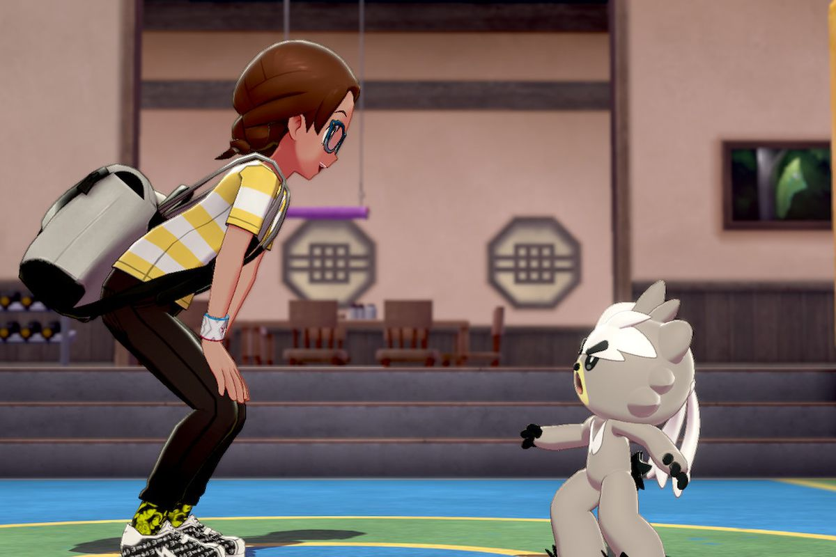 Pokemon Sword And Shield Isle Of Armor Review The Verge