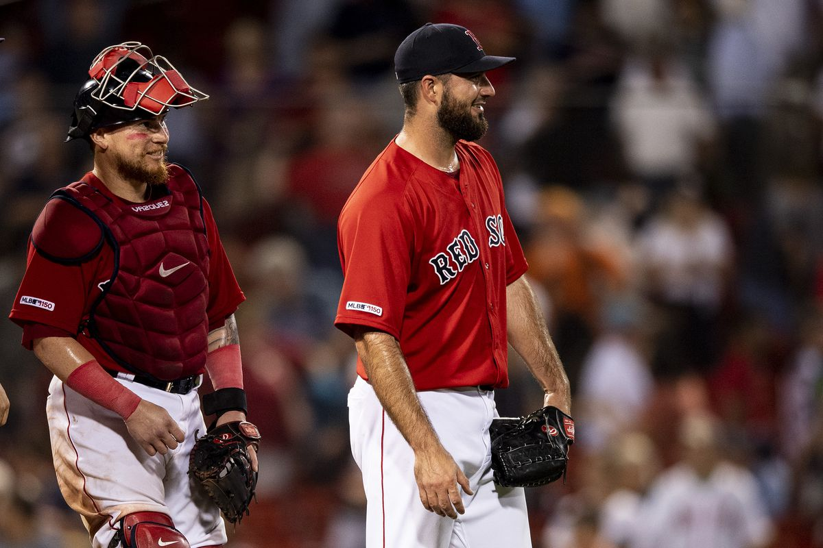 Brandon Workman has been nearly impossible to hit in the Red Sox bullpen