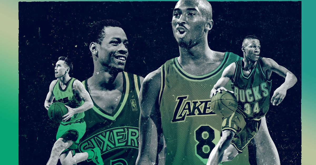 Re-Drafting The NBA: 1990's Edition