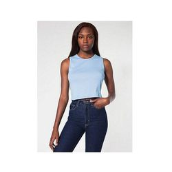 """Baby Rib Sleeveless Crop Crew Neck, $3 (on sale from $18) at <a href=""""http://store.americanapparel.net/product/?productId=4367"""">American Apparel</a>"""