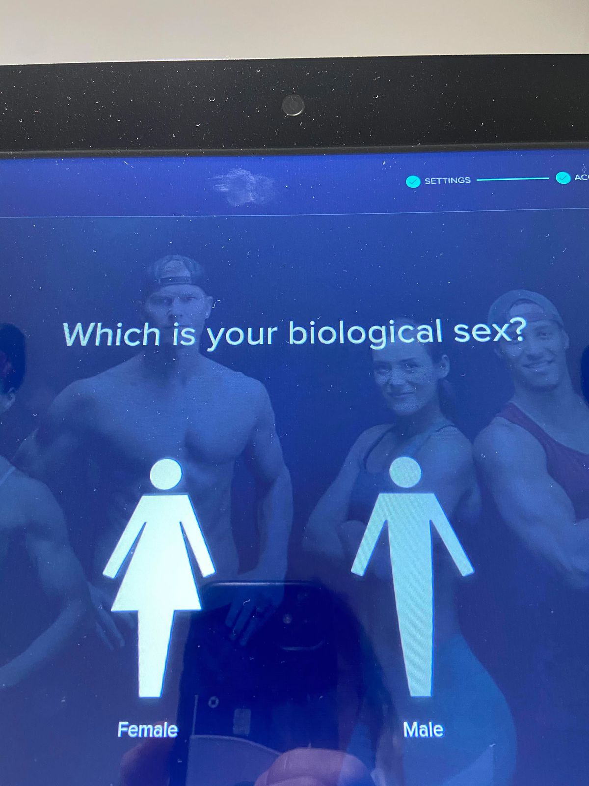This is the question trans athlete Erin Parisi found when she tried to program her iFit app on her brand new NordicTrack treadmill.