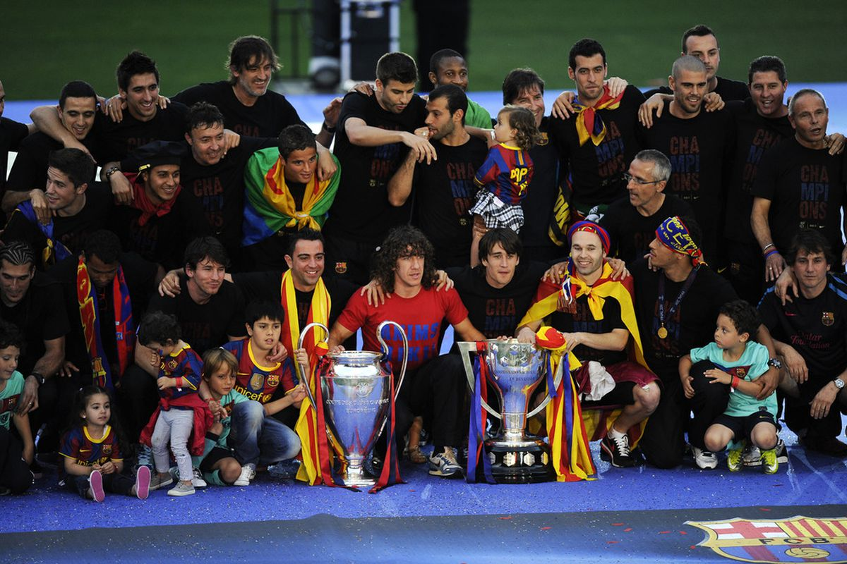 Fc barcelona announce 2013 2014 uefa champions league squad barca will it be another successful ucl campaign for the blaugrana david ramos voltagebd Choice Image