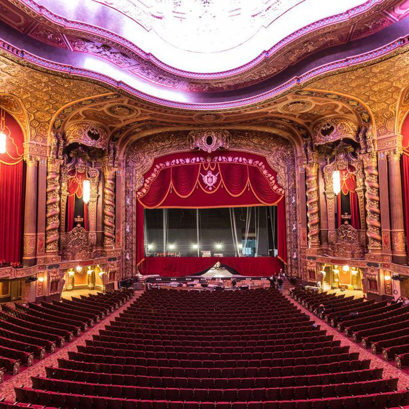 Kings Theatre In Brooklyn Was Recently Lavishly Restored