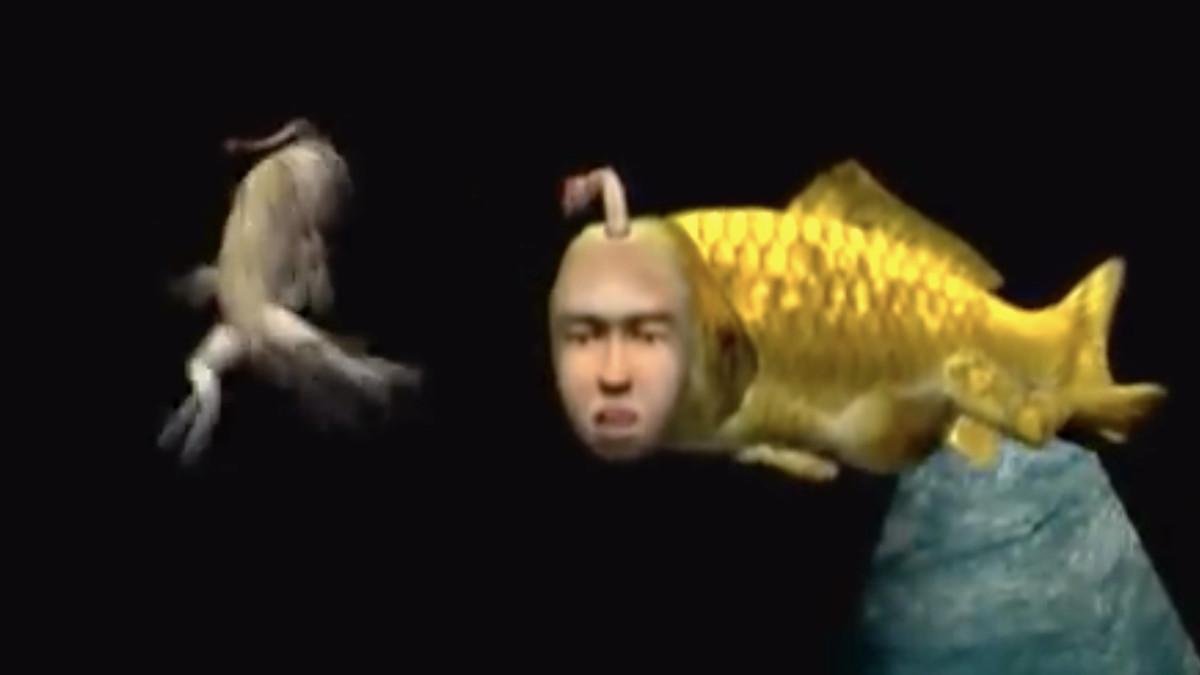 Dreamcast Weird Fish Game 7