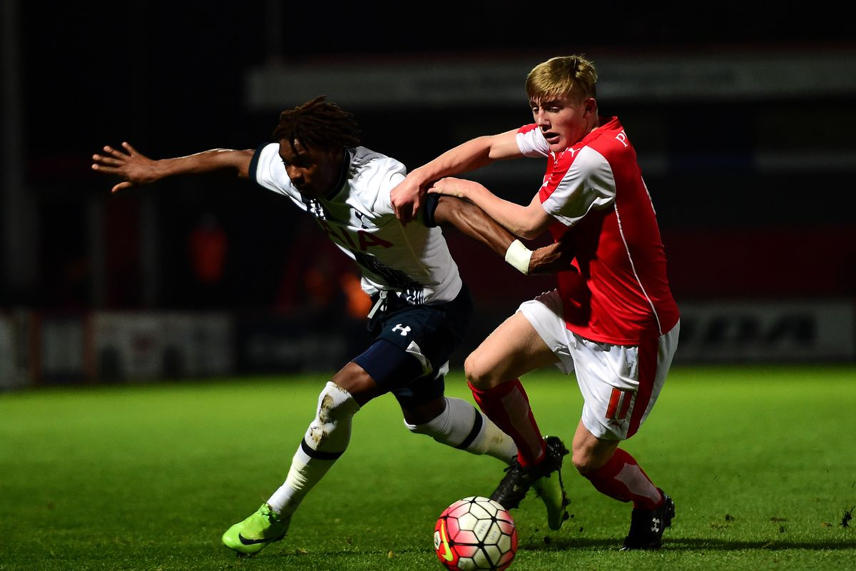 Tottenham Hotspur v Rotherham United - The FA Youth Cup