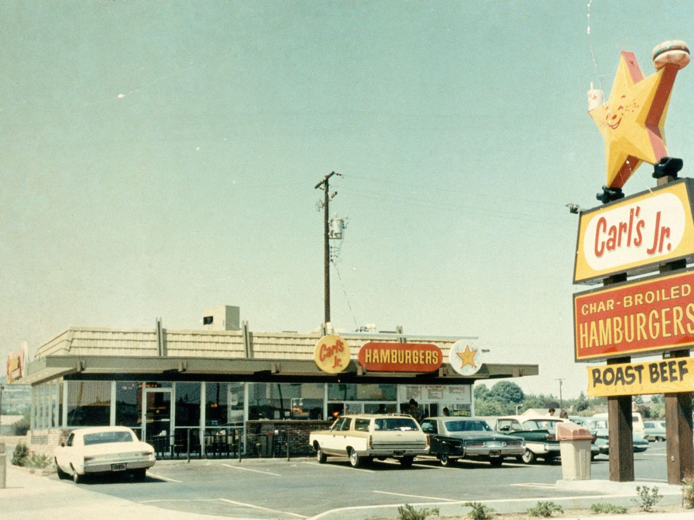 Carl's Jr , and the Thing That Happened There - Eater
