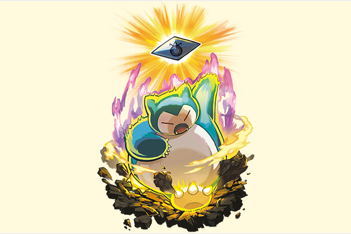 Snorlax Eating It took 20 years...