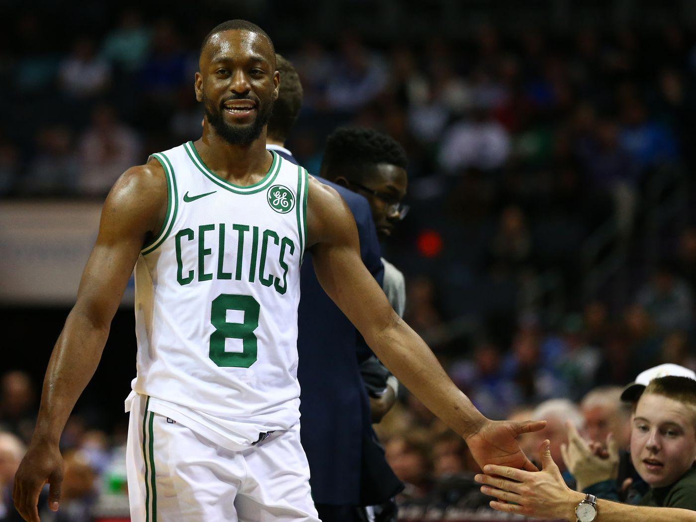Kemba Walker Ejected Watch Celtics Pg Get Tossed Wednesday Vs Spurs Draftkings Nation