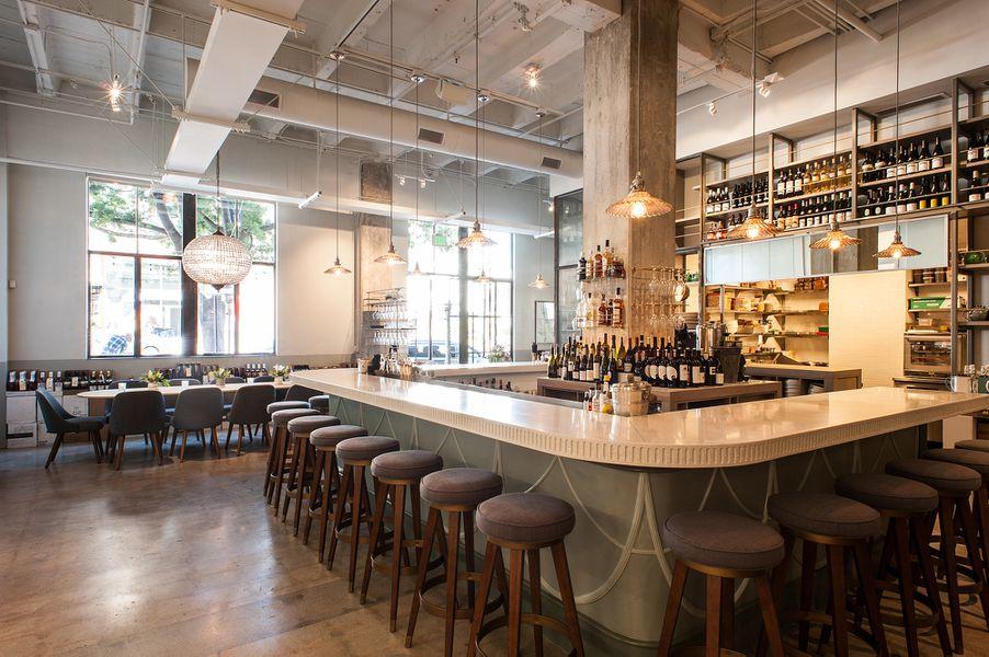 Esters Is Santa Monica\'s Beautiful New Art Deco Wine Bar Destination ...
