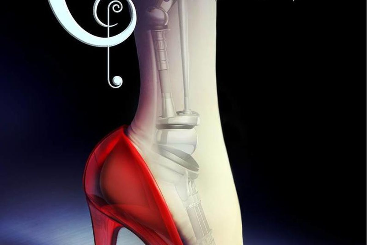 """""""Cinder"""" by Marissa Meyer is a futuristic twist on the classic Cinderella story."""
