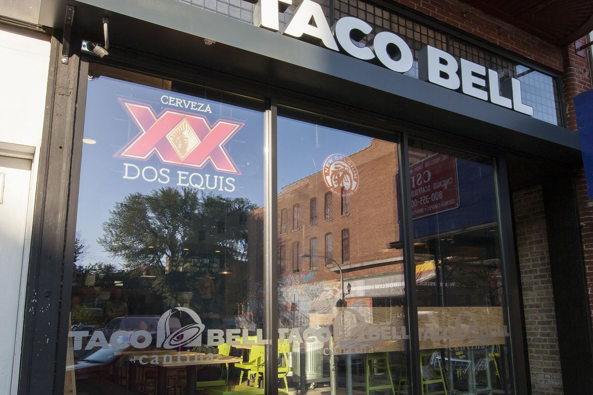 Taco Bell Cantina in Wicker Park