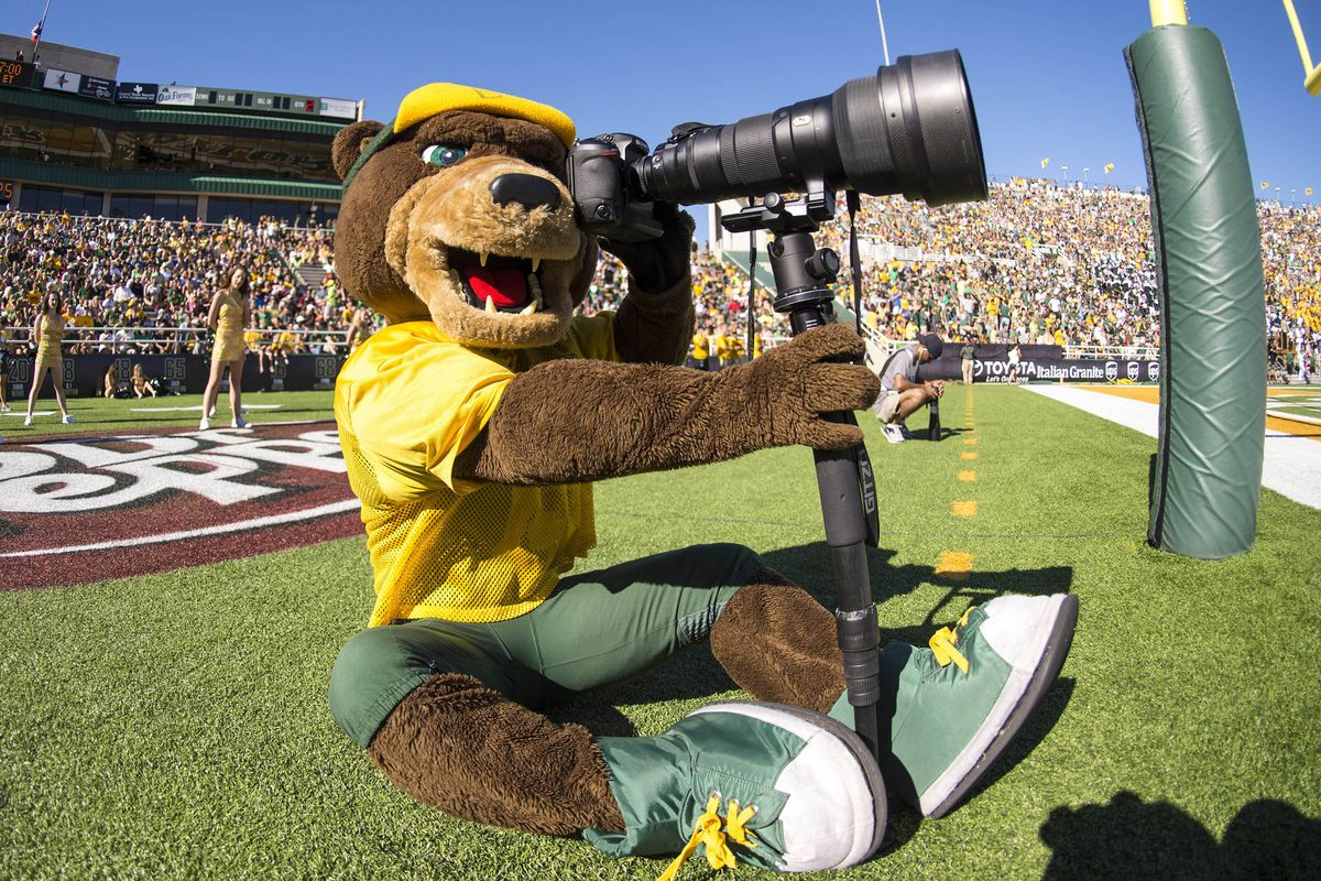 Bruiser, can you take some more Baylor pictures for the DBR headers?