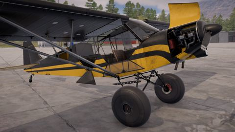 Deadstick is what happens when flight sims catch the survival game