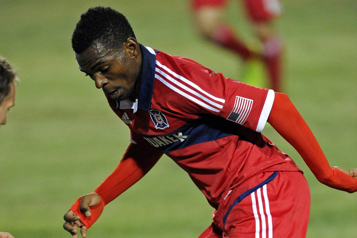 He's got mad skillz! The Fire finally signed Yazid Atouba on Friday afternoon.