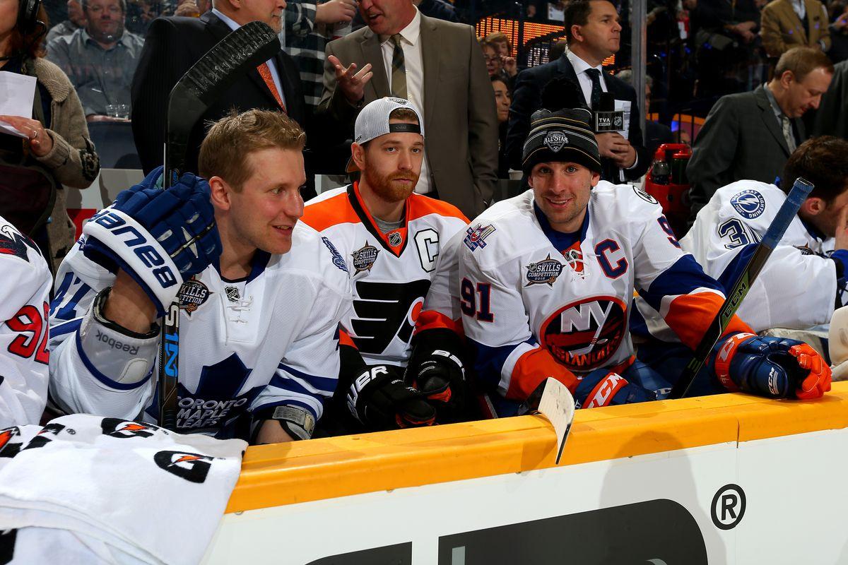 2016 Honda NHL All-Star Skill Competition