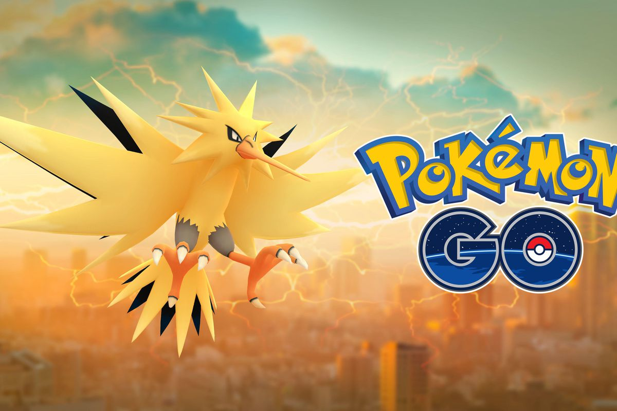 how to defeat and catch the legendary zapdos in pokémon go polygon