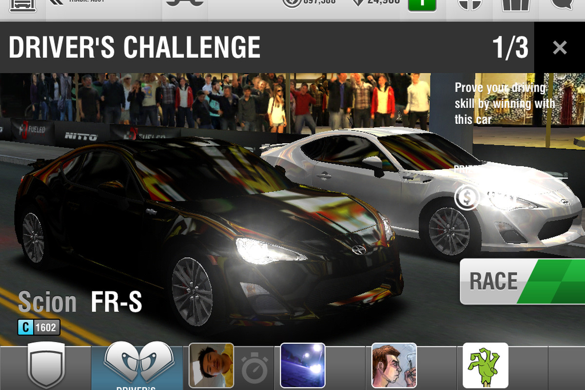 Racing Rivals Lets You Compete With Whats Under The Hood Polygon