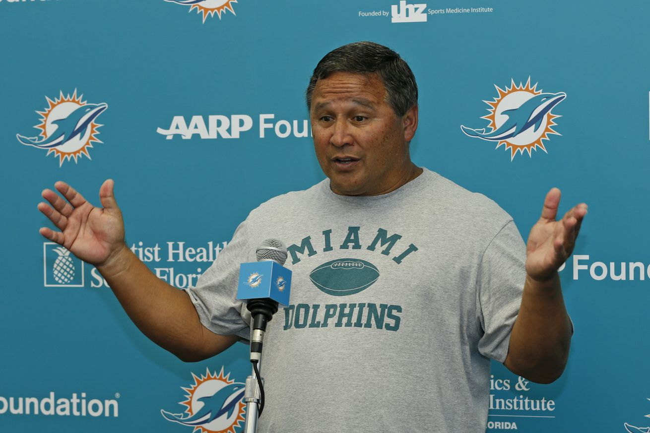 Miami Dolphins Announce Coaching Hires/Changes/Departures