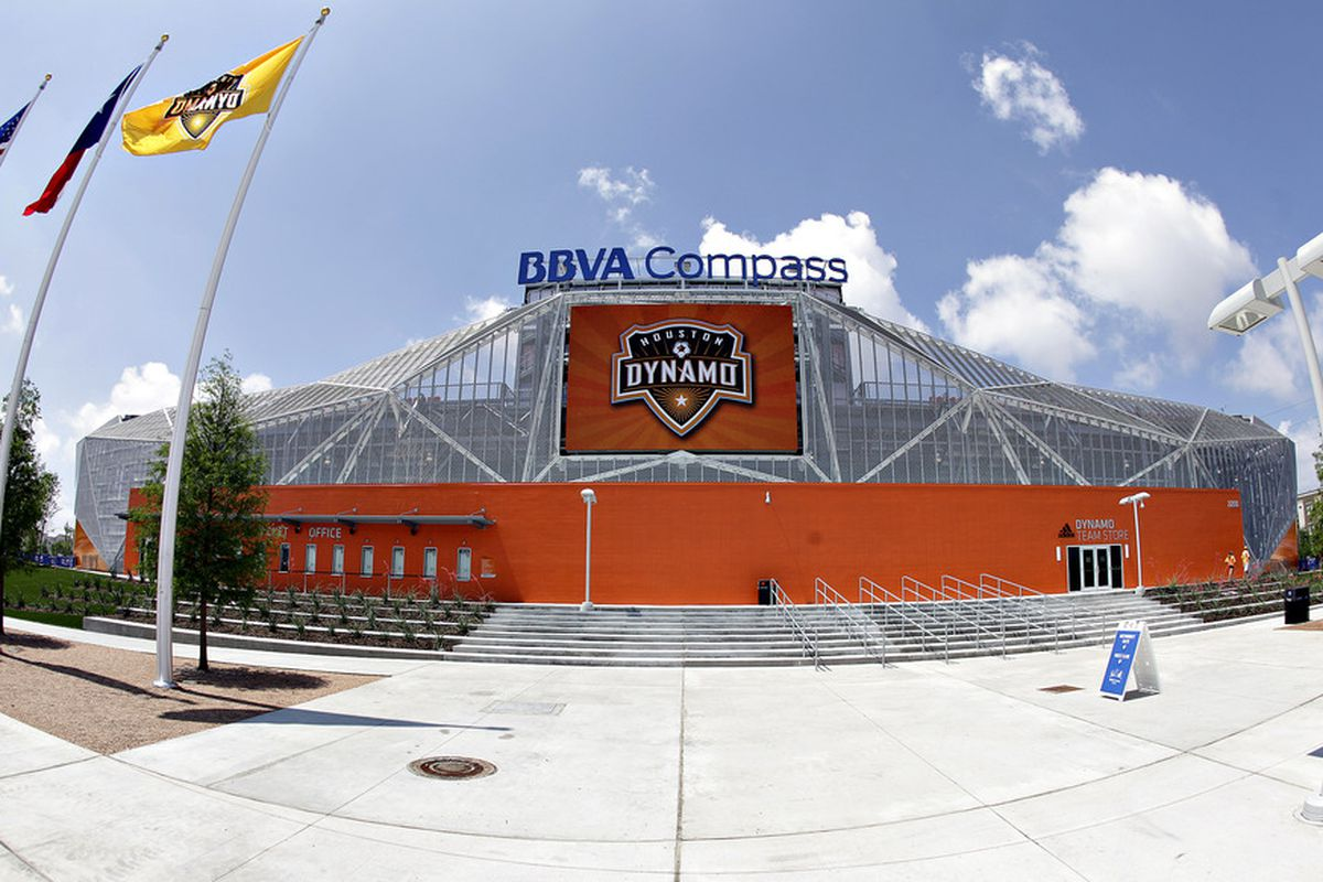 And so, the death march drags on...to the new BBVA Compass Stadium. Is Tom Anselmi fired yet? (Photo by Bob Levey/Getty Images)