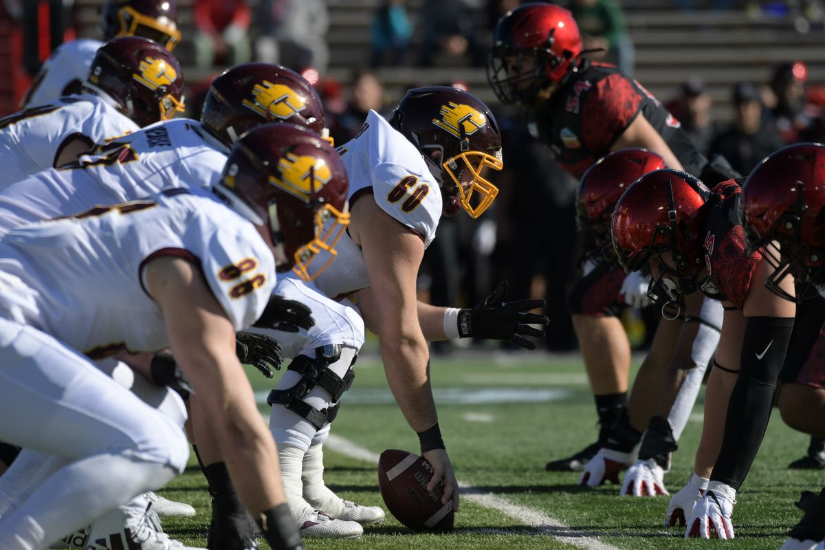 NCAA Football: New Mexico Bowl-Central Michigan vs San Diego State