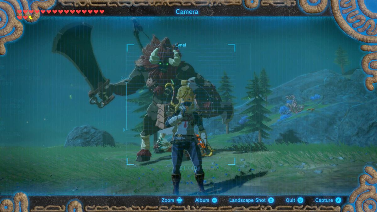 Zelda Breath Of The Wild Guide How To Find And Upgrade The Zora Armor Set Polygon