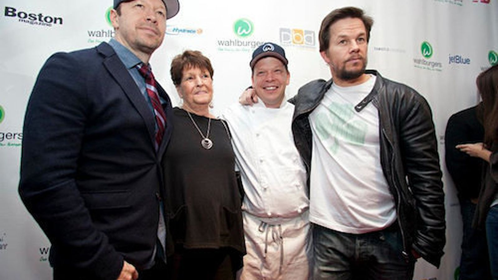 Mark Wahlberg Is Filming a Wahlburgers Reality Show - Eater
