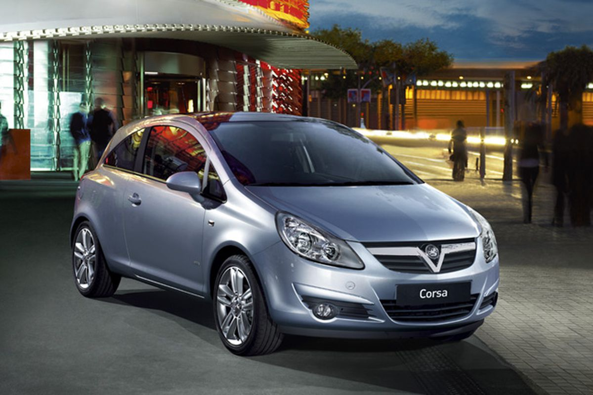 General Motors Sells Its European Business For 2 3