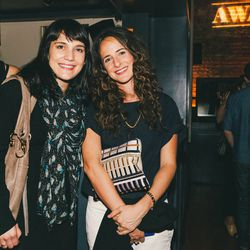 Amanda Kludt, Editor-in-Chief of Eater, and Claire Mazur of Of a Kind