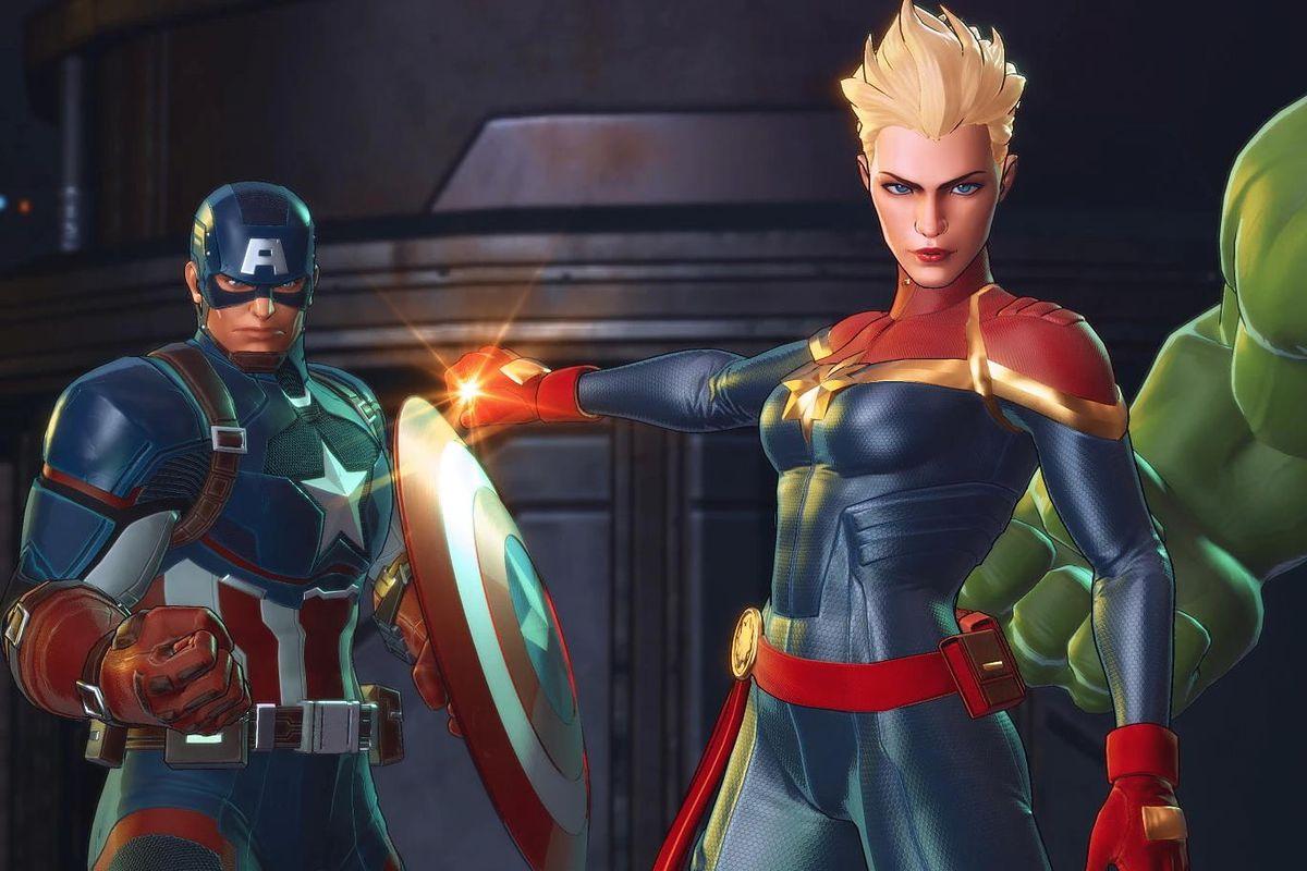 marvel ultimate alliance the black order