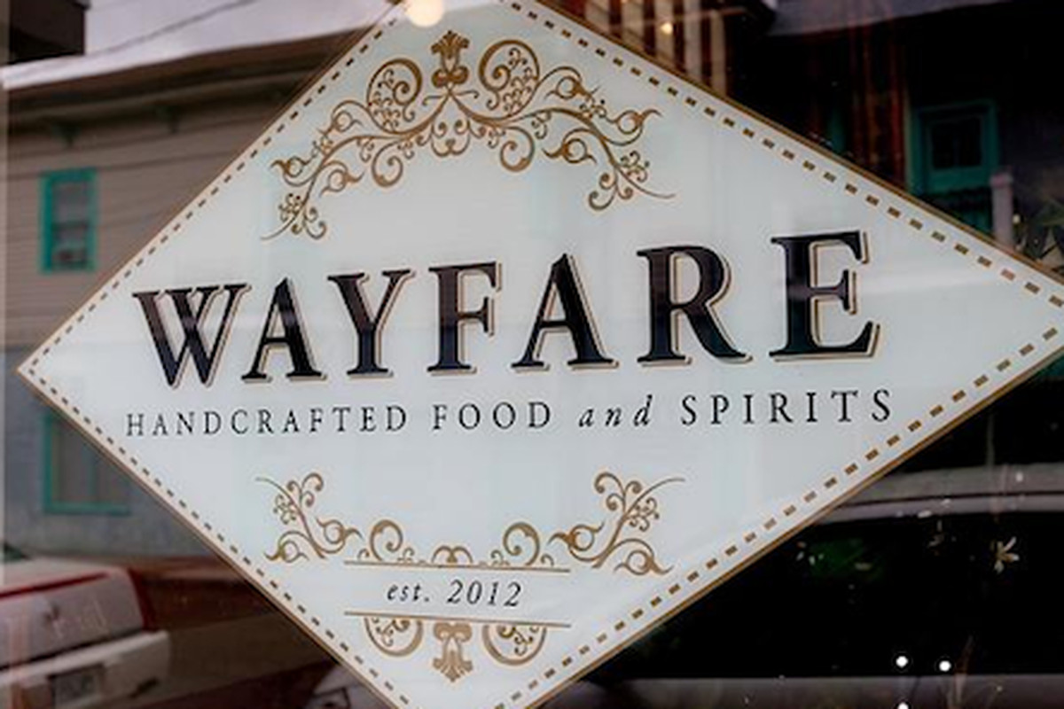 Wayfare, vegetarian friendly