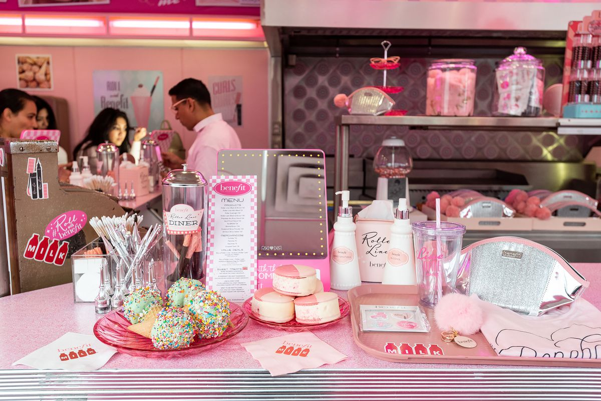 Why Makeup and Skincare Brands Are Opening Pop-Up Cafes - Eater