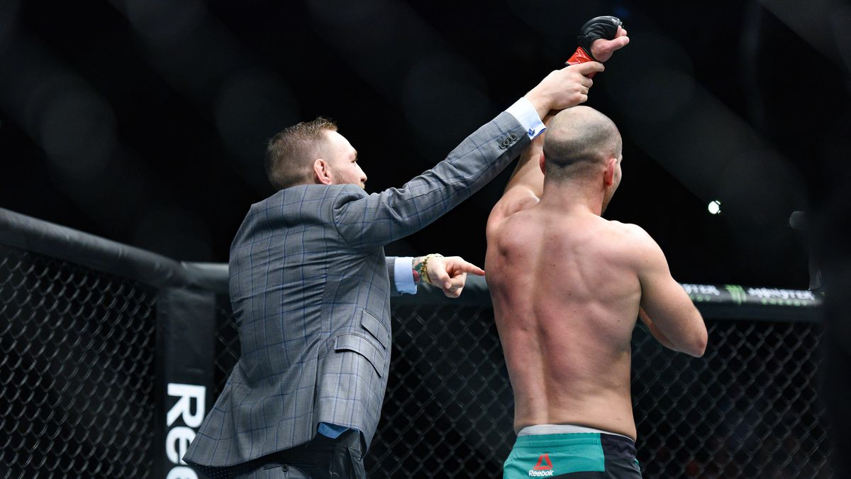 Conor and Artem: A friendship forged in combat - MMA Fighting