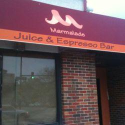 Marmalade will be a juice bar