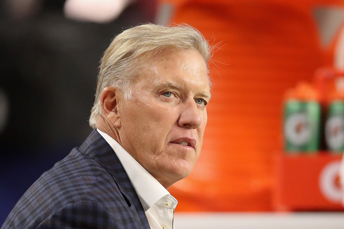john elway has no one to blame for the soft broncos but himself