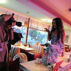 Vanessa Hudgens by Tony Duran for Iconix