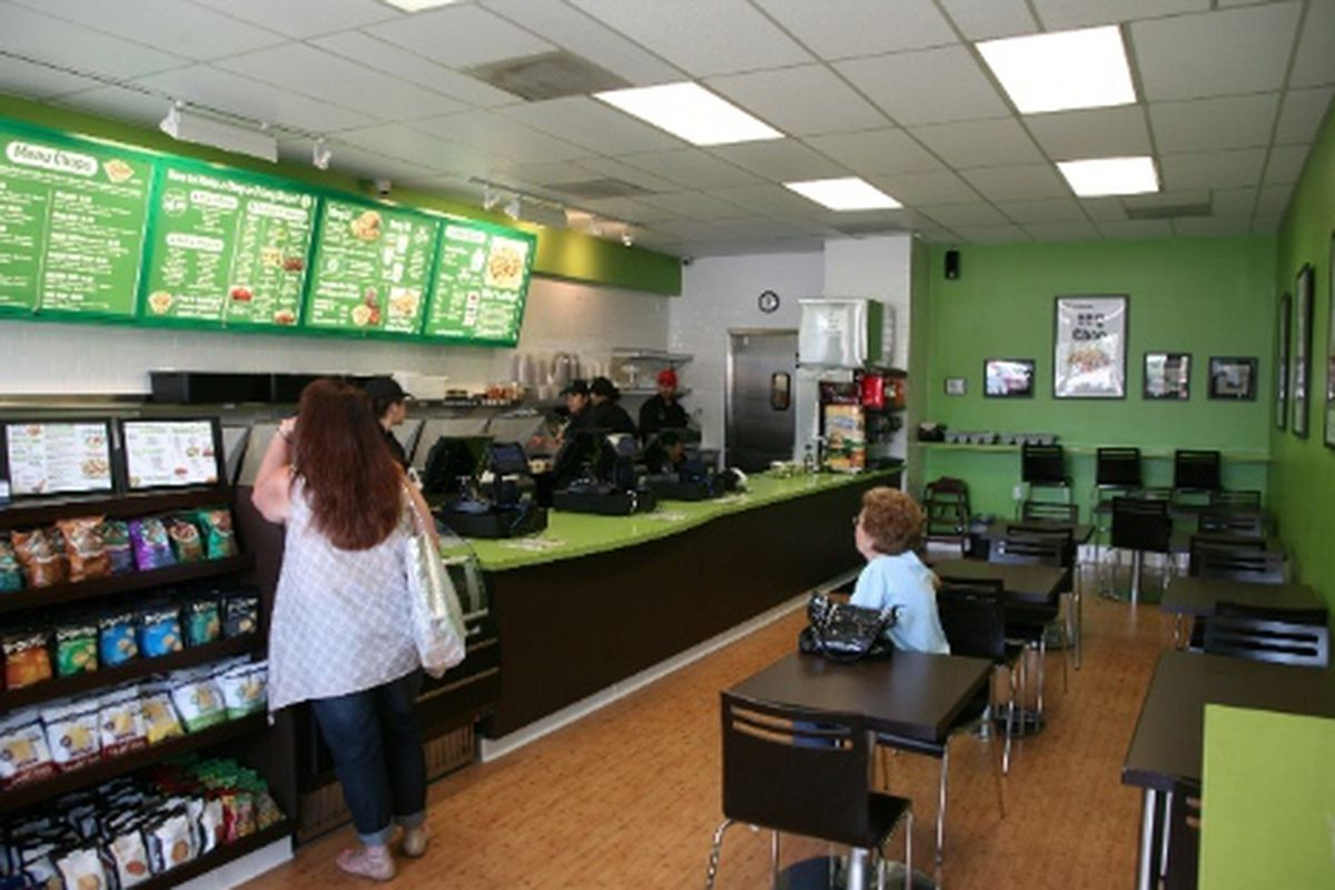 Fast Casual Salads Come to Encino Via Chop Stop - Eater LA