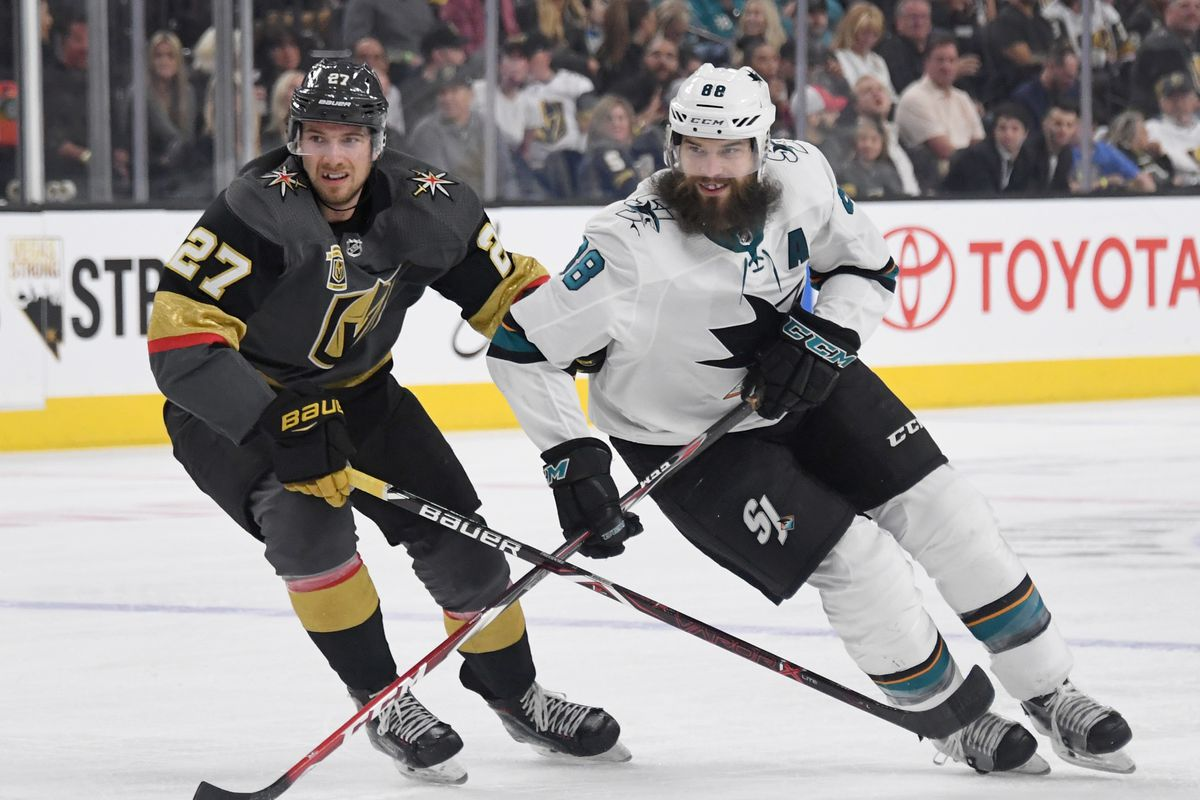 Image result for Sharks vs Golden Knights live