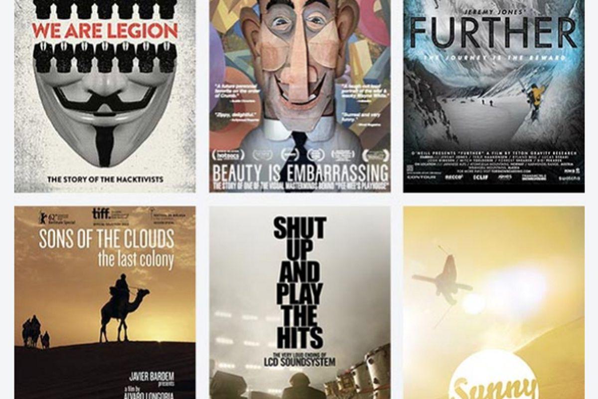 Vimeo movies