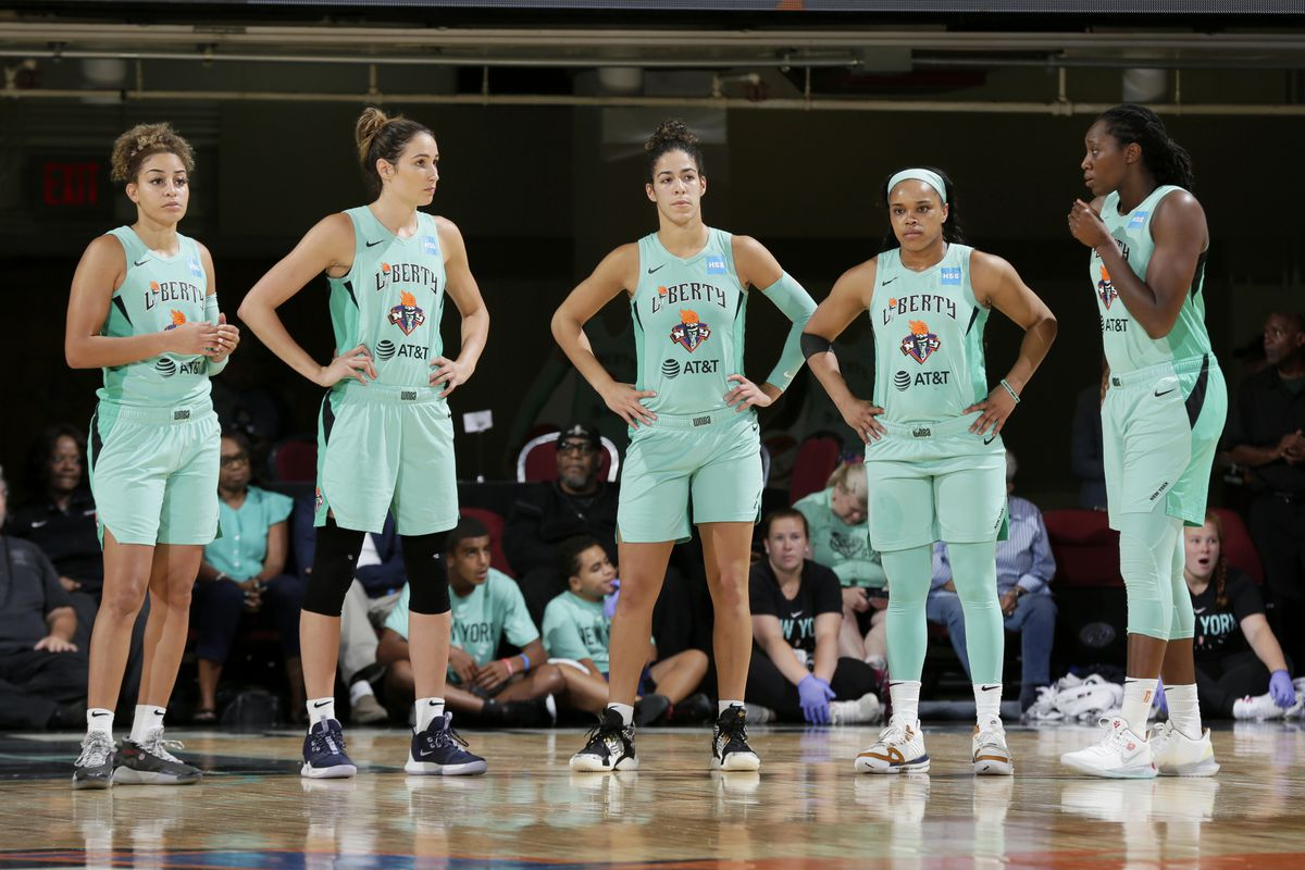 Looking ahead to the New York Liberty's possible future