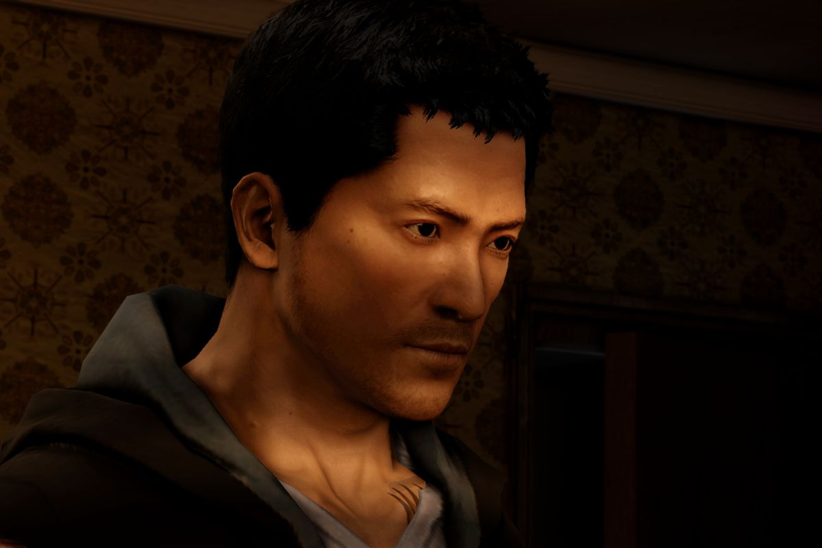 On Sleeping Dogs, Wei Shen, And Sexually Attractive Male -5851